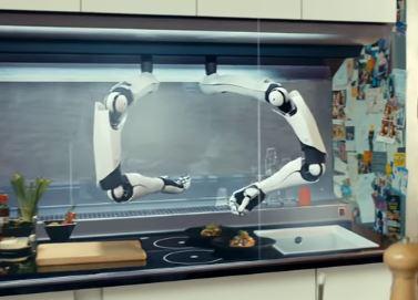 Si querías saber cuál era el robots más avanzado, este es Moley