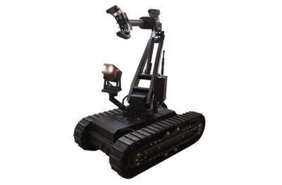 Robot del ejército LT2 Bulldog Tactical