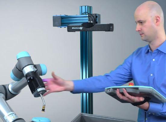Universal Robot elabora el kit ActiNav