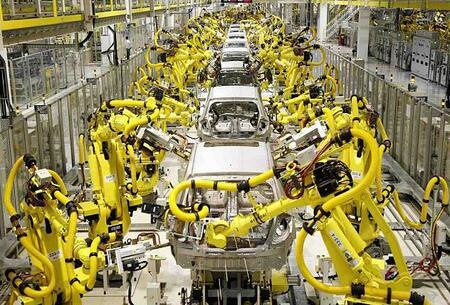 Cae las ventas de robots en Europa un 30%