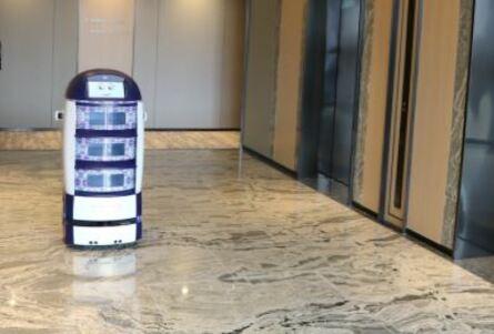 El dispositivo robotizado sirviente que logra llevar hasta 3 pedidos diferentes