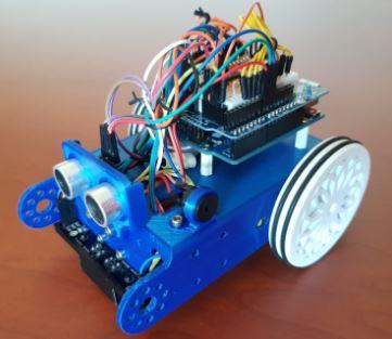 El robot de 20 € creado por unos profesores de Vigo que ya se usa en colegios Latinoamérica