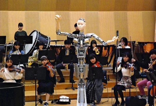 El robot humanoide que logra toma sus propias conclusiones